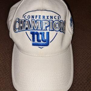 Men's NFL NY Conference Championship Hat